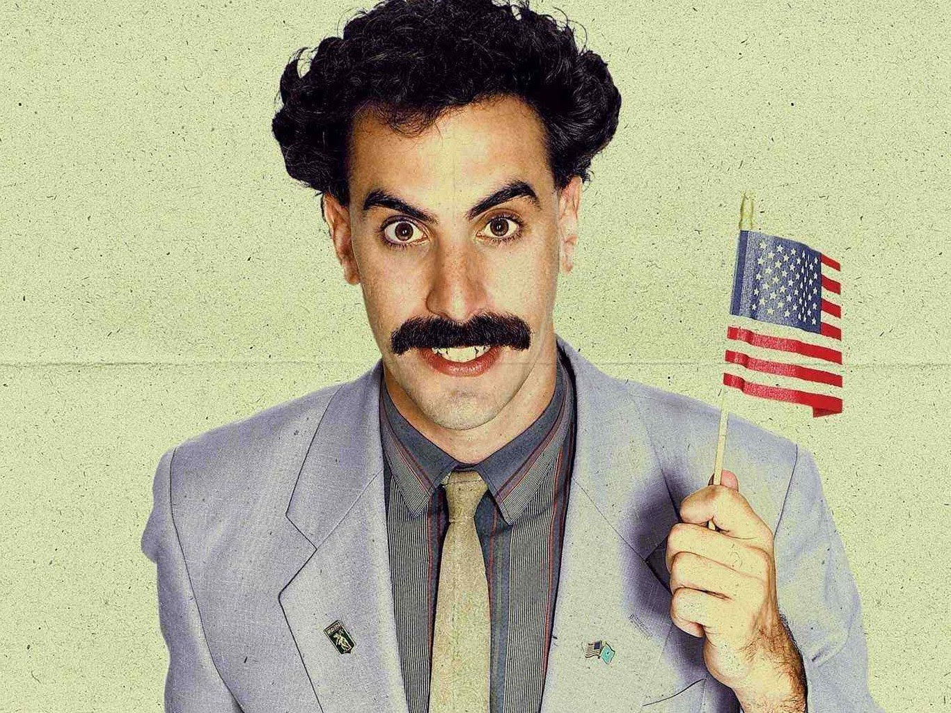 Borat: A Very, Very, Nice Comedy | CinematicSacha Baron Cohen Movies