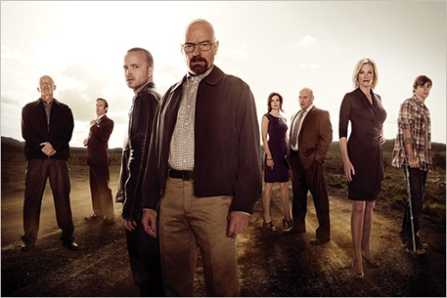 Before Breaking Bad concludes, I offer 10 or so tidbits on arguably the best series of all time