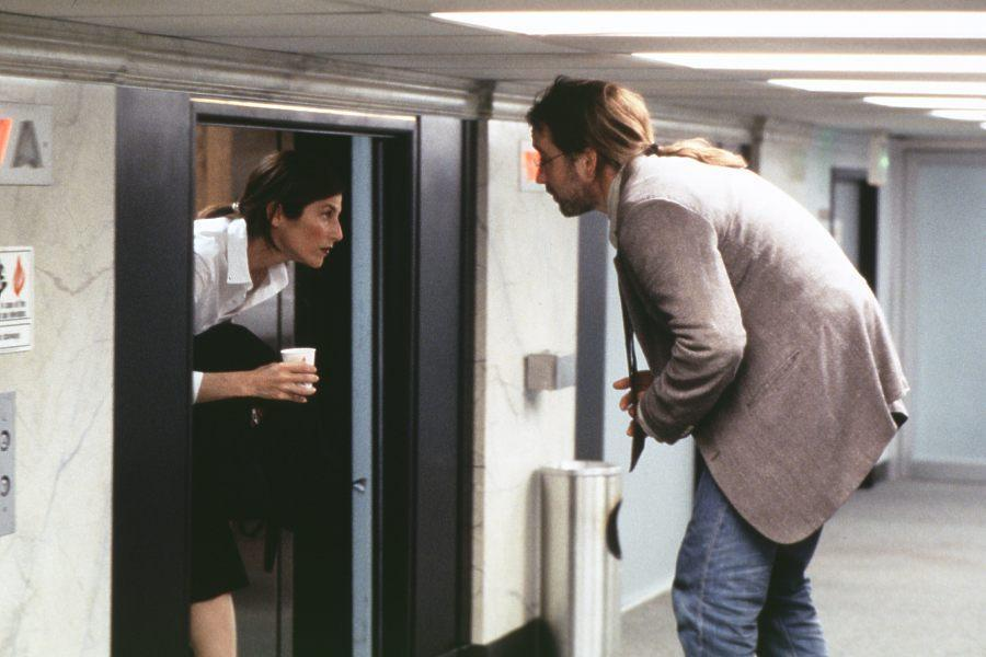 an analysis of the characters in being john malkovich Being john malkovich is a delightful trip of a movie from beginning to  to mostly  talk about why maxine is a great character, despite the fact.