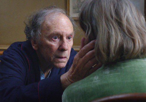 Amour is one of the few films I'd like to see get some attention from the Oscars