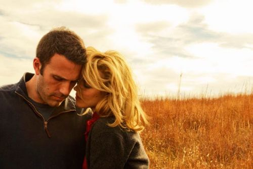 Ben Affleck and Rachel McAdams star in Terrence Malick's newest film