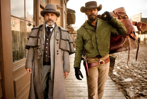 Quentin Tarantino's new movie is a mash-up between a spaghetti western and a historical lesson
