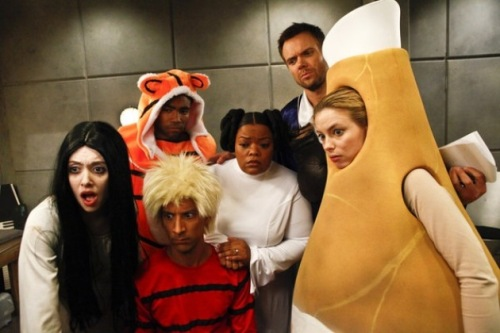 Community's second episode improves over the first