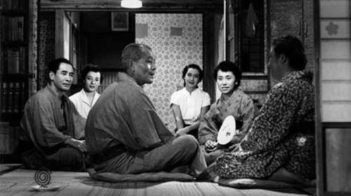 I talk about Tokyo Story in a guest post