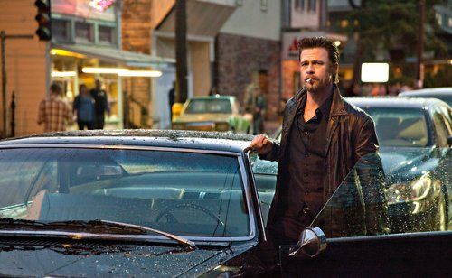 Despite a talented director and cast, Killing Them Softly falls apart