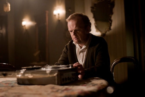 Toby Jones stars in Peter Strickland's movie