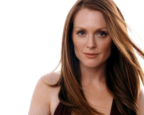 Julianne Moore's one of my favorite actresses