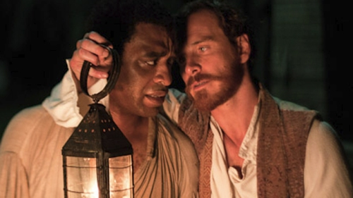 12 Years A Slave, one of the year's most acclaimed movies, contends for Best Drana