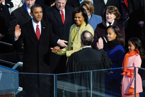 57th Inauguration President Barack Obama